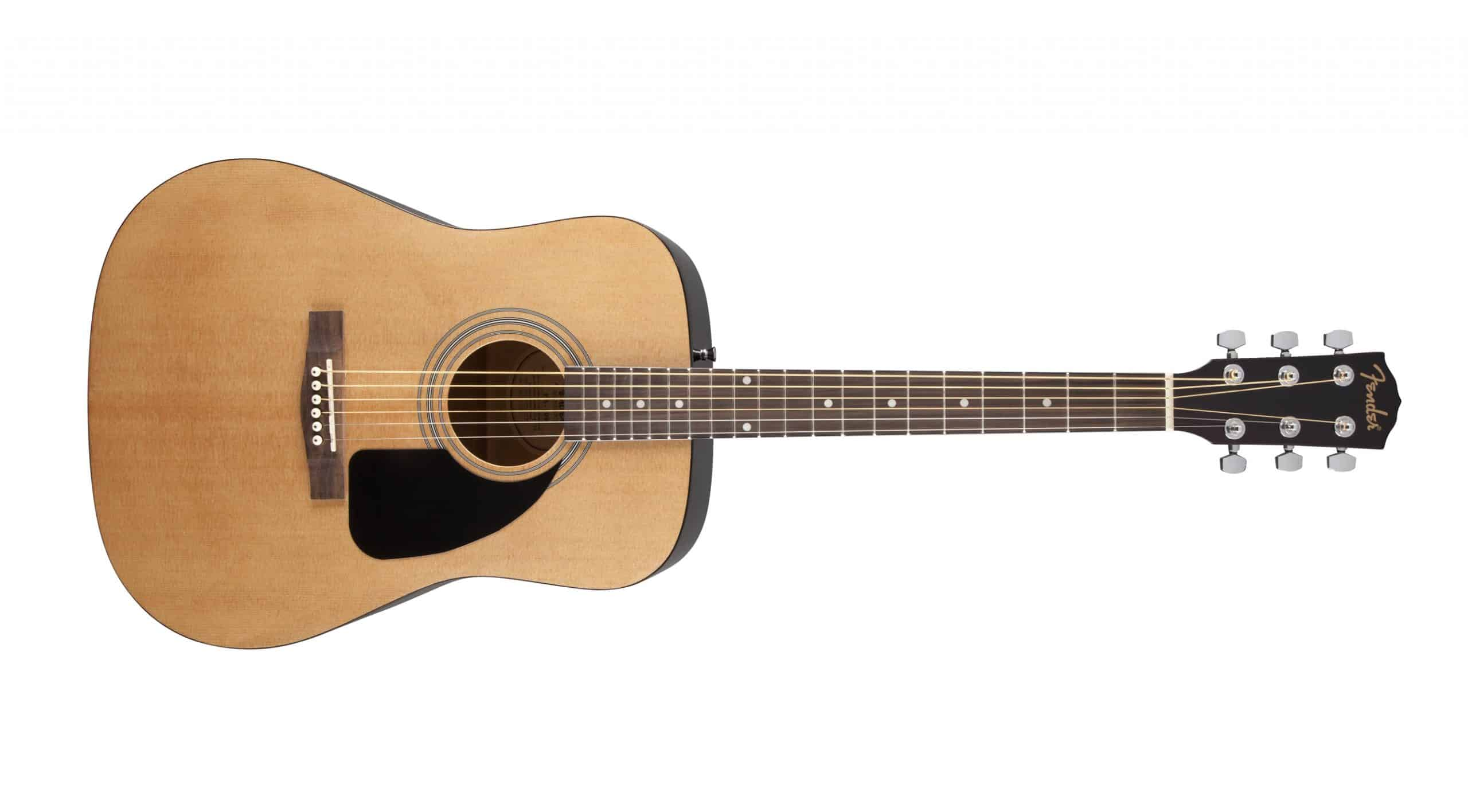 Fender FA 100 Review - An Acoustic Guitar Worth Buying!