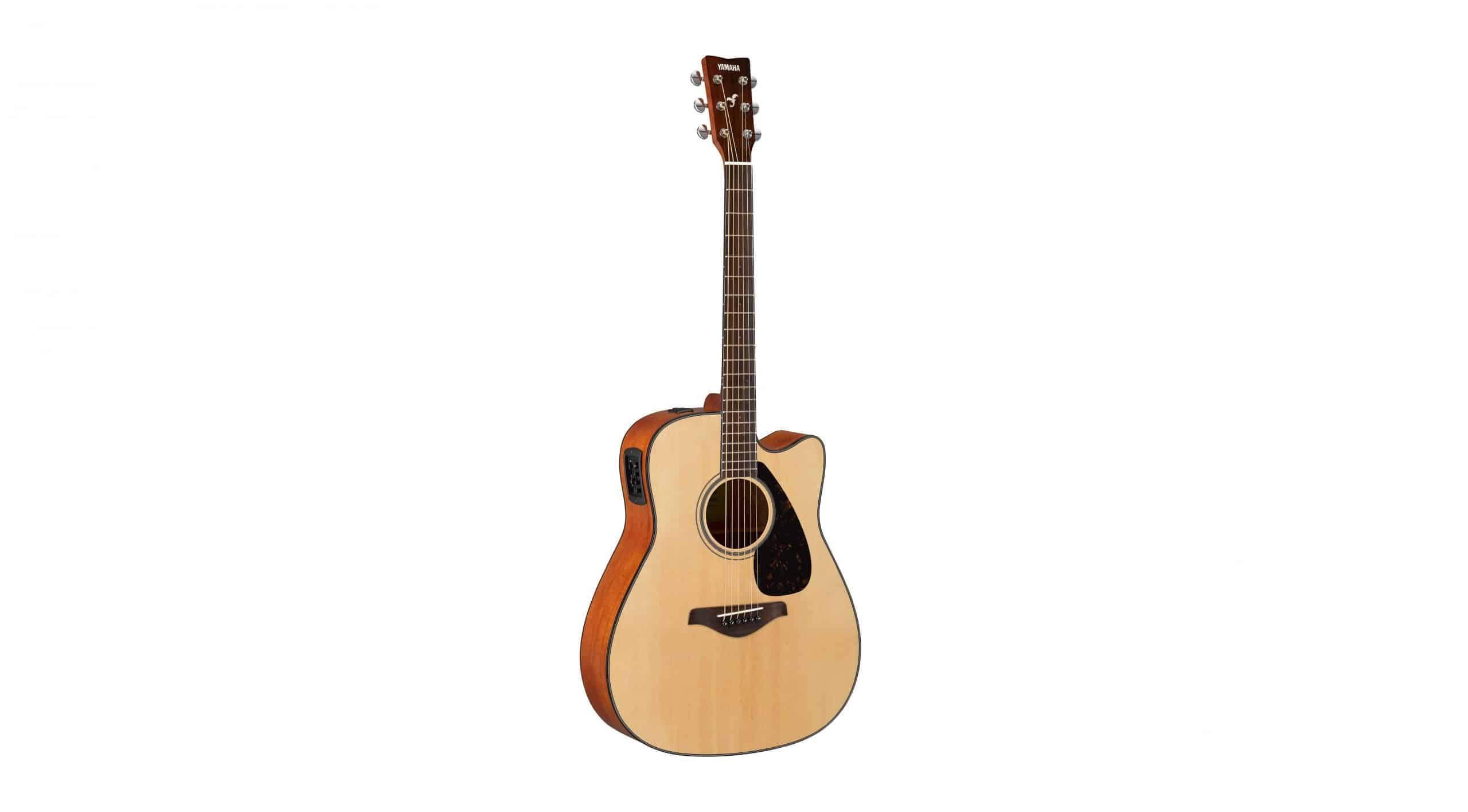 Yamaha FGX800C Acoustic Electric Guitar Review