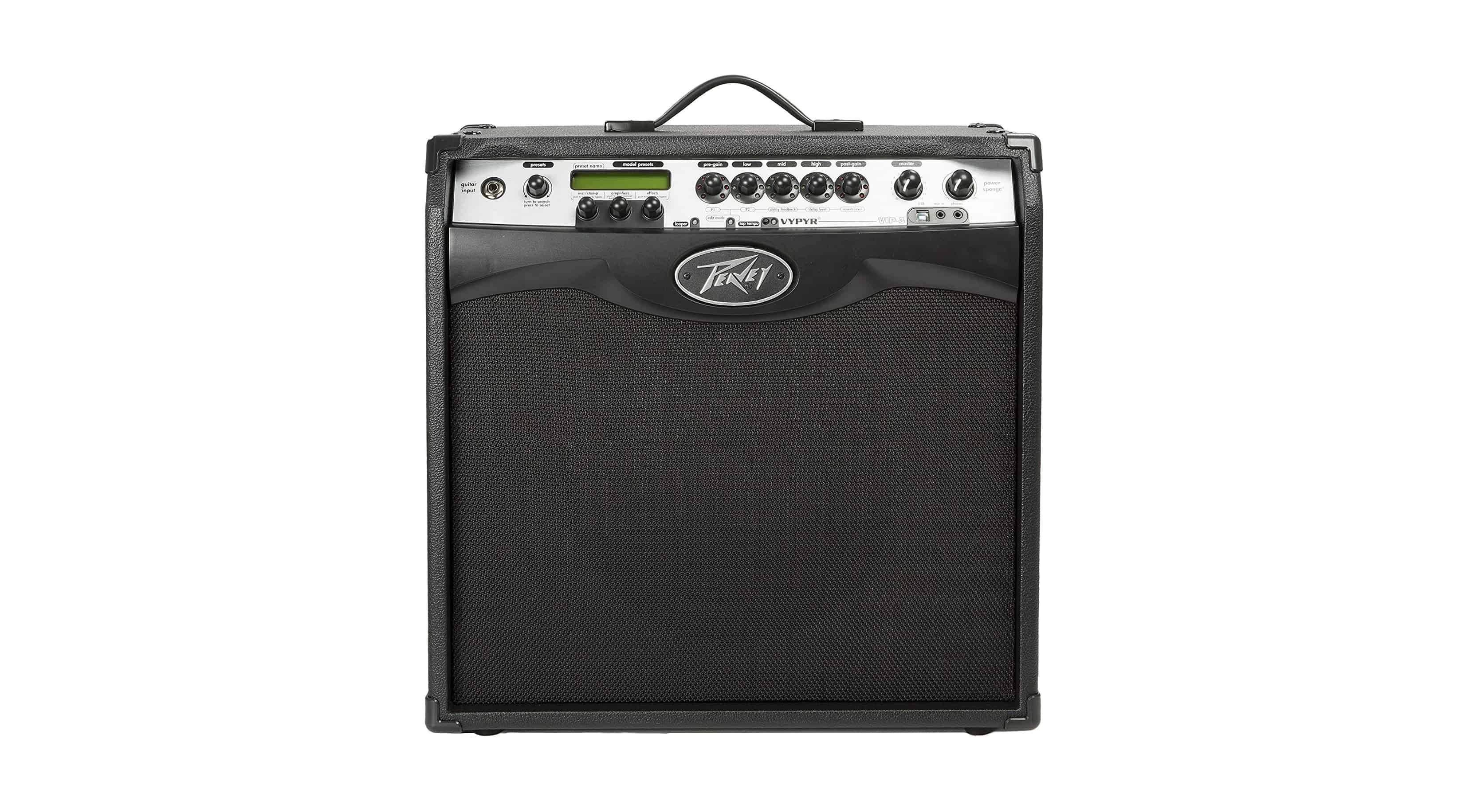 Peavey Vypyr VIP 3 Guitar Amplifier Review