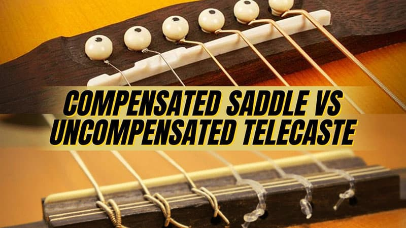 Compensated Saddle Vs Uncompensated Telecaster