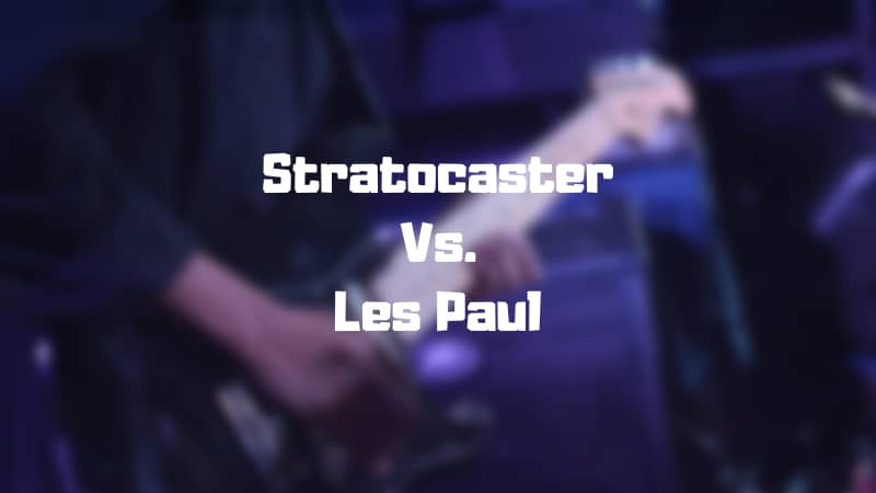 Can a Stratocaster Sound Like a Les Paul?
